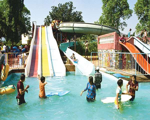 Children water park