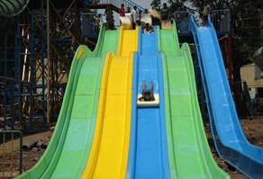 New Water Slides