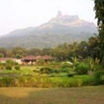 Majestic Karnala Fort view from resort